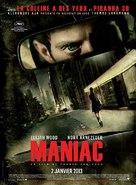 Maniac - French Movie Poster (xs thumbnail)