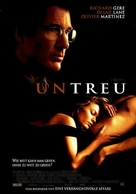 Unfaithful - German Movie Poster (xs thumbnail)