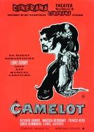 Camelot - Dutch Movie Poster (xs thumbnail)