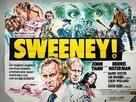 Sweeney! - British Movie Poster (xs thumbnail)
