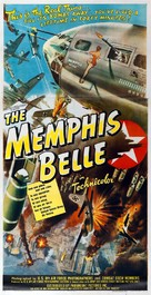The Memphis Belle: A Story of a Flying Fortress - Movie Poster (xs thumbnail)