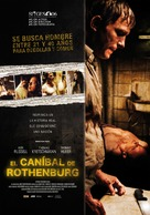 Rohtenburg - Spanish Movie Poster (xs thumbnail)