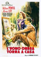 The Thin Man Goes Home - Italian Theatrical poster (xs thumbnail)