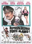 Viva Max - Italian Movie Poster (xs thumbnail)