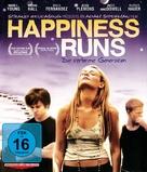 Happiness Runs - German Blu-Ray cover (xs thumbnail)