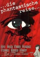 Fantastic Voyage - German Movie Poster (xs thumbnail)