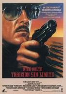 Extreme Prejudice - Spanish Movie Poster (xs thumbnail)