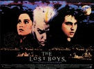 The Lost Boys - British Movie Poster (xs thumbnail)