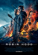Robin Hood - Mexican Movie Poster (xs thumbnail)