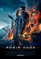Robin Hood - Mexican Movie Poster (xs thumbnail)