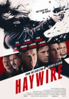 Haywire - Swiss Movie Poster (xs thumbnail)