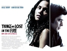 Things We Lost in the Fire - British Movie Poster (xs thumbnail)