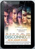 Disconnect - German Movie Poster (xs thumbnail)