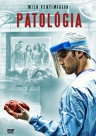 Pathology - Hungarian Movie Poster (xs thumbnail)
