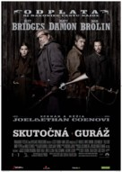 True Grit - Slovak Movie Poster (xs thumbnail)