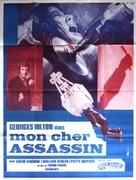 Mio caro assassino - French Movie Poster (xs thumbnail)