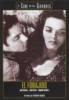The Outlaw - Spanish DVD cover (xs thumbnail)