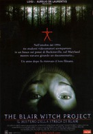 The Blair Witch Project - Italian Movie Poster (xs thumbnail)