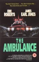 The Ambulance - British VHS cover (xs thumbnail)
