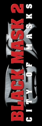 Black Mask 2: City of Masks - Logo (xs thumbnail)