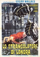 Die weisse Spinne - Italian Movie Poster (xs thumbnail)