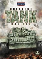 """Greatest Tank Battles"" - DVD cover (xs thumbnail)"