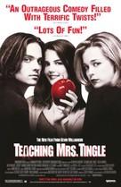 Teaching Mrs. Tingle - Movie Poster (xs thumbnail)