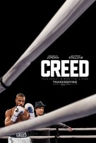 Creed - Teaser movie poster (xs thumbnail)