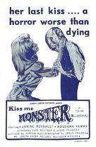 Küß mich, Monster - Movie Poster (xs thumbnail)