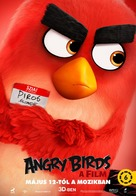 The Angry Birds Movie - Hungarian Movie Poster (xs thumbnail)
