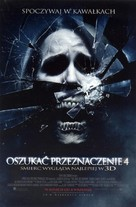 The Final Destination - Polish Movie Poster (xs thumbnail)