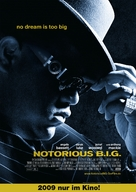 Notorious - German Movie Poster (xs thumbnail)