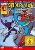"""""""Spider-Man"""" - German Movie Cover (xs thumbnail)"""