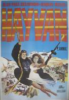 L'animal - Turkish Movie Poster (xs thumbnail)