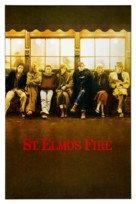 St. Elmo's Fire - Movie Poster (xs thumbnail)
