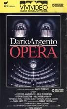 Opera - Italian VHS cover (xs thumbnail)