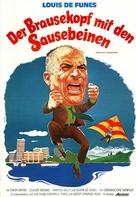 Les grandes vacances - German Movie Poster (xs thumbnail)