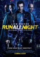 Run All Night - German Movie Poster (xs thumbnail)
