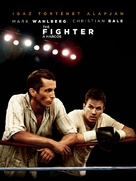 The Fighter - Hungarian Movie Poster (xs thumbnail)