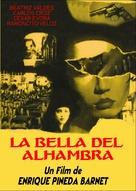 Bella del Alhambra, La - Cuban Movie Cover (xs thumbnail)