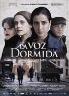 La voz dormida - Spanish Movie Poster (xs thumbnail)
