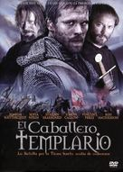 Arn - Tempelriddaren - Spanish Movie Cover (xs thumbnail)