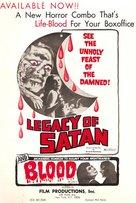 Legacy of Satan - poster (xs thumbnail)