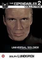 Universal Soldier: Regeneration - Dutch Movie Cover (xs thumbnail)