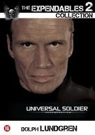 Universal Soldier: Regeneration - Dutch Movie Cover (xs thumbnail)