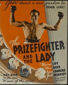 The Prizefighter and the Lady - poster (xs thumbnail)