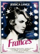 Frances - French Movie Poster (xs thumbnail)