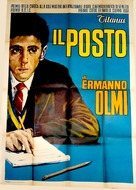 Il posto - Italian Movie Poster (xs thumbnail)