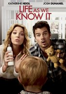 Life as We Know It - DVD movie cover (xs thumbnail)