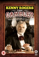 Kenny Rogers as The Gambler: The Adventure Continues - British DVD movie cover (xs thumbnail)